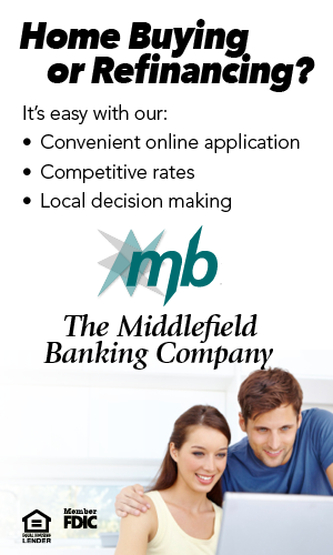 Middlefield Banking Company Mortgages