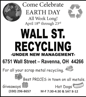 Call Wall Street Recycling today!